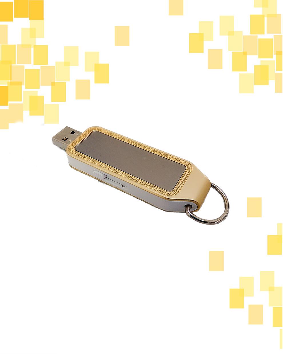 榮科實業贈品-8G 鏡面隨身碟